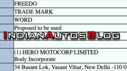 Exclusive: Hero MotoCorp makes trademark application for Freedo name