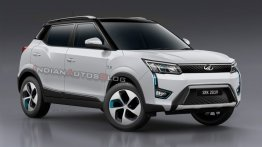 Auto Expo 2020: Mahindra XUV300 Electric to debut directly in production form