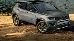 Jeep Compass diesel-automatic launched in India, priced from INR 22 lakh