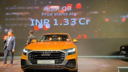 Audi Q8 launched In India, priced at INR 1.33 crore [Video]