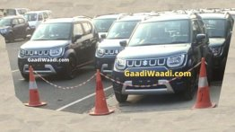 2020 Maruti Ignis (facelift) spied ahead of imminent launch