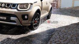 एक्सक्लूसिव: 2020 Maruti Ignis (2020 Suzuki Ignis) की तस्वीरें लीक, ऑटो एक्सपो में होगी लॉन्च?