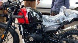 बीएस6 फार्म की Royal Enfield Himalayan का डीलरशिप पर पहुंचना शुरू