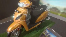 Check out optional accessories for Honda Activa 6G