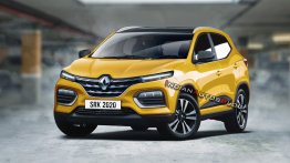 Renault HBC electric SUV possible, but Kwid EV coming first - Report