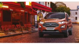 BS-VI Ford EcoSport launched at INR 8.04 lakh