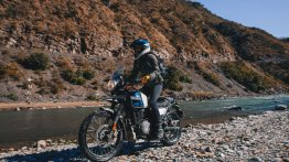 BS-VI Royal Enfield Himalayan launched in India