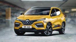Renault HBC सब-कॉम्पैक्ट एसयूवी: आखिर दिखने में कैसी होगी?