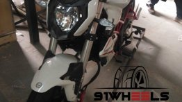 Benelli BN125 spotted in India - Report