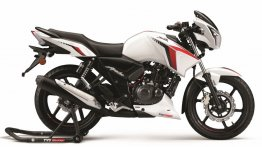 BS-VI TVS Apache RTR 160 launched at INR 93,500
