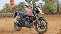 KTM 390 Adventure deliveries start