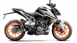 Exclusive: BS-VI KTM 200 Duke official images leaked