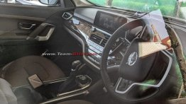 Tata Harrier automatic interior leaked ahead of Auto Expo 2020 debut