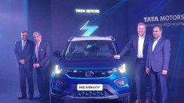 Tata Nexon EV भारत में लॉन्च, प्राइस 13.99 लाख रूपए से शुरू
