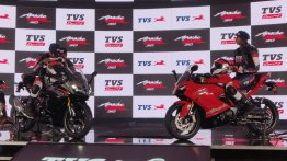 BS-VI TVS Apache RR 310 with riding modes launched at INR 2.40 lakh