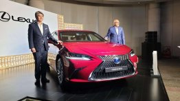 Lexus assembly in India begins with the ES - Price cut coming?