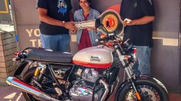 BS-VI Royal Enfield Interceptor 650 deliveries commences in Bengaluru