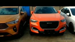 Auto Expo 2020: Haval F5 & Haval F7 land in India, shown in a walkaround video