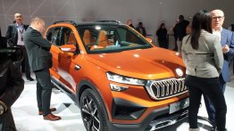 World Premiere: Skoda Vision IN SUV unveiled in India, to be launched in Q2 2021 [Video]