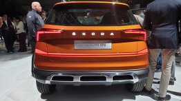 Skoda Vision IN SUV concept - Specifications & features revealed