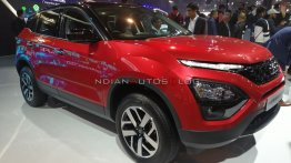 Tata Harrier petrol & Tata Gravitas petrol under development, five-seater coming first - Report