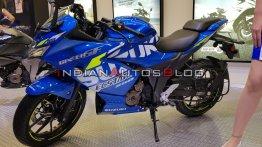 BS-VI Suzuki Gixxer SF 250 and Gixxer 250 revealed - Live from Auto Expo 2020