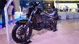 BS-VI Suzuki Intruder revealed - Live from Auto Expo 2020