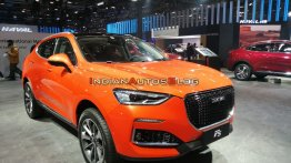 Great Wall Motors Haval F5 - Live From Auto Expo 2020