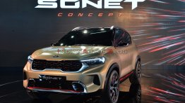 Kia Sonet launch date could be pushed back - Report