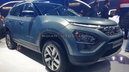 All-new Tata Gravitas Six-Seater SUV Launch Delayed Till Early-2021 - Report