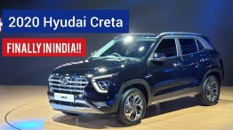 2020 Hyundai Creta fuel economy figures revealed, to deliver up to 21.4 km/l