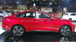India-bound MG RC6 cross-sedan - Live From Auto Expo 2020
