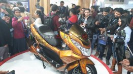 Okinawa Cruiser electric maxi-scooter unveiled - Live from Auto Expo 2020
