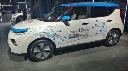 Kia e-Soul 452 किमी की रेंज के साथ- ऑटो एक्सपो 2020 से लाइव