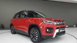 2020 Maruti Vitara Brezza to return up to 19 km/l, fuel economy figures revealed