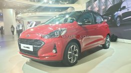 100 PS Hyundai Grand i10 Nios Turbo GDi - Live From Auto Expo 2020