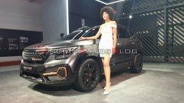 Kia Seltos X-Line Concept hints a more rugged Kia Seltos