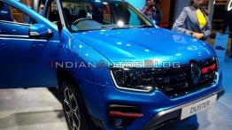 Renault Duster Turbo भारत में Mercedes-Benz के इंजन के साथ होगी लॉन्च