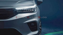 Indian-spec 2020 Honda City teased, March debut confirmed