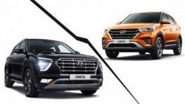 2020 Hyundai Creta बनाम 2018 Hyundai Creta, कौन कितना दमदार?