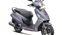 BS-VI Hero Maestro Edge 125 with gradient colour scheme launched at INR 67,950