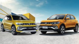 VW Taigun vs. VW T-Cross: Can you spot the differences?