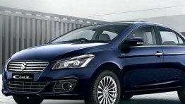 मारूति सुजुकी (Maruti Suzuki) ने बंद की Maruti Ciaz बीएस4 डीजल की बिक्री