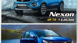 BS-VI discounts: Up to 6 lakh off on Tata Hexa, up to 2 lakh off on Tata Nexon