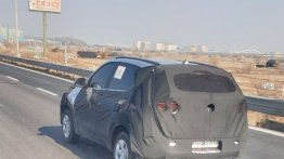 Kia Sonet road-testing continues ahead of August launch