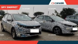 Tata Altroz turbo petrol spied, to be launched after June