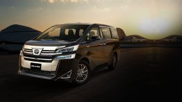 Toyota Vellfire launched in India, priced at INR 79.50 lakh