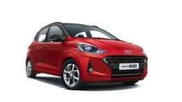 Hyundai Grand i10 Nios Turbo launched, priced from INR 7.68 lakh