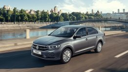 Next-gen VW Vento for Russia unveiled, is a liftback