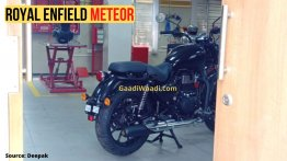 5 things you need to know about Royal Enfield Meteor